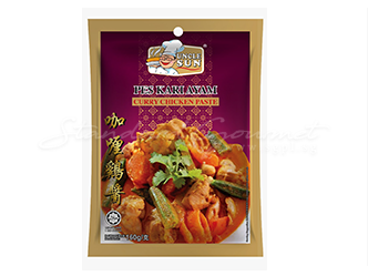 Uncle Sun Curry  160g