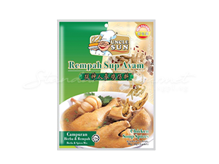 Uncle Sun Chicken Soup Spices  36g