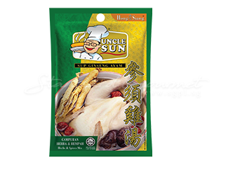Uncle Sun Ginseng  70g